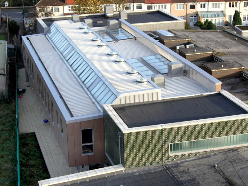 Firs Farm Primary School | Rhino Exteriors