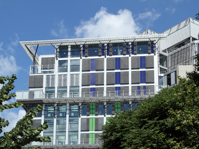 Kings Partners Cancer Health Centre | Rhino Exteriors