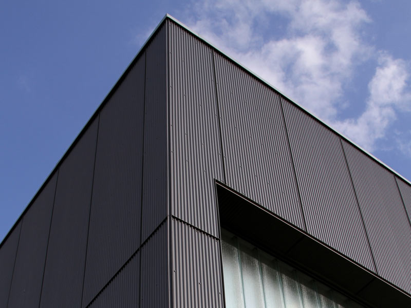 Oaklands College Sports Hall | Rhino Exteriors