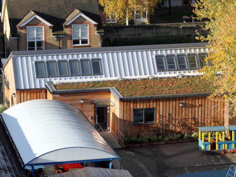 Sacred Heart RC Primary School   Rhino Exteriors