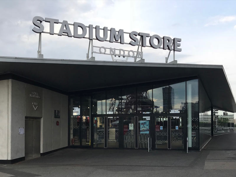 Olympic Stadium Transformation | Rhino Exteriors
